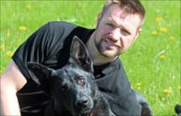 Bide av Roy Storli, daglig leder i VOM og hundemat