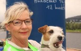 Bilde av Sølvi Raasok, Økonomiansvarlig i VOM og hundemat