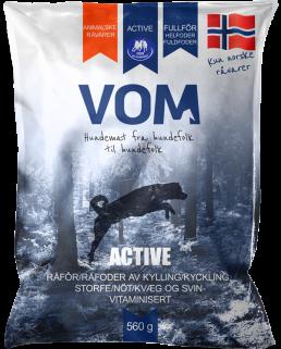 VOM serien - Active